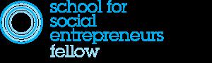 School for Social Entrepeneurs Fellowship badge